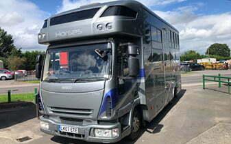 PRB coach built 2/3 stall